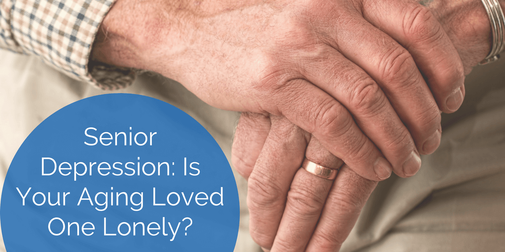Your Homecare Agency can help you determine if your aging parent is lonely and depressed.
