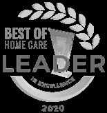 Best Homecare Agency Leader Award 2020