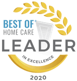 Best Homecare Agency Leader Award 2020