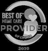 Best Homecare Agency Provider Award for 2020