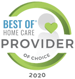 Best Homecare Agency Provider Award 2020