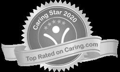 Best Homecare Agency Caring Star Award 2020